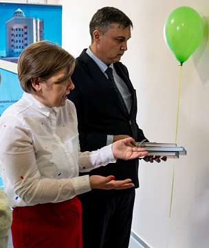 Ugra State University has launched a library equipment that will control the turnover of books in the University